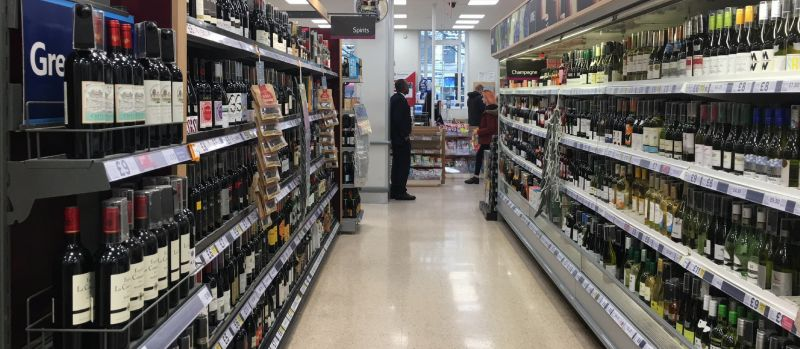 Photo for: Inside the UK Wine Retail Scene