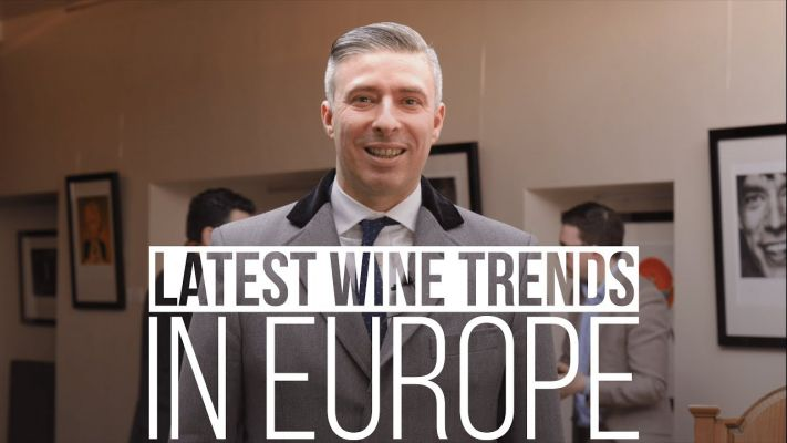Photo for: Latest Wine Trends in Europe