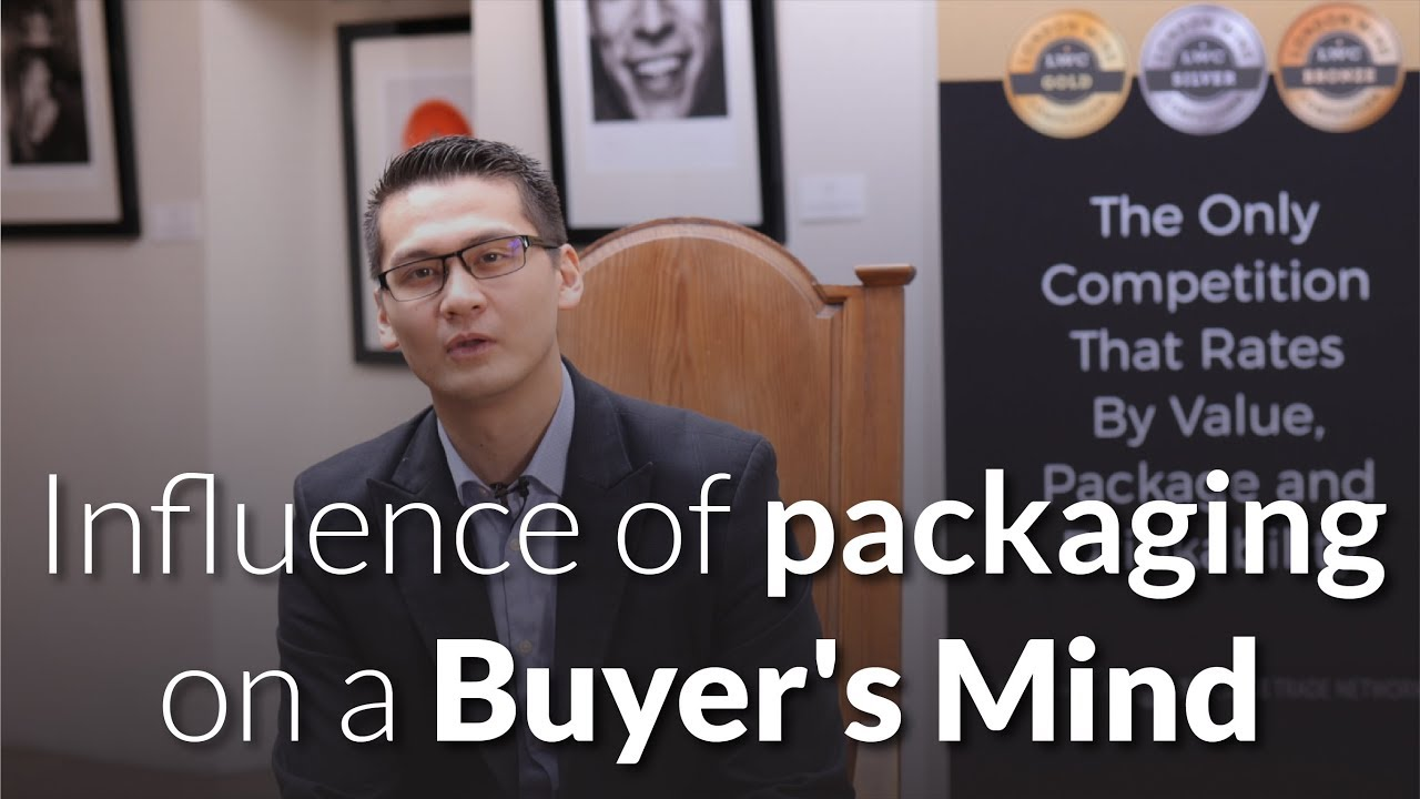 Photo for: Influence of packaging on a Buyer's Mind
