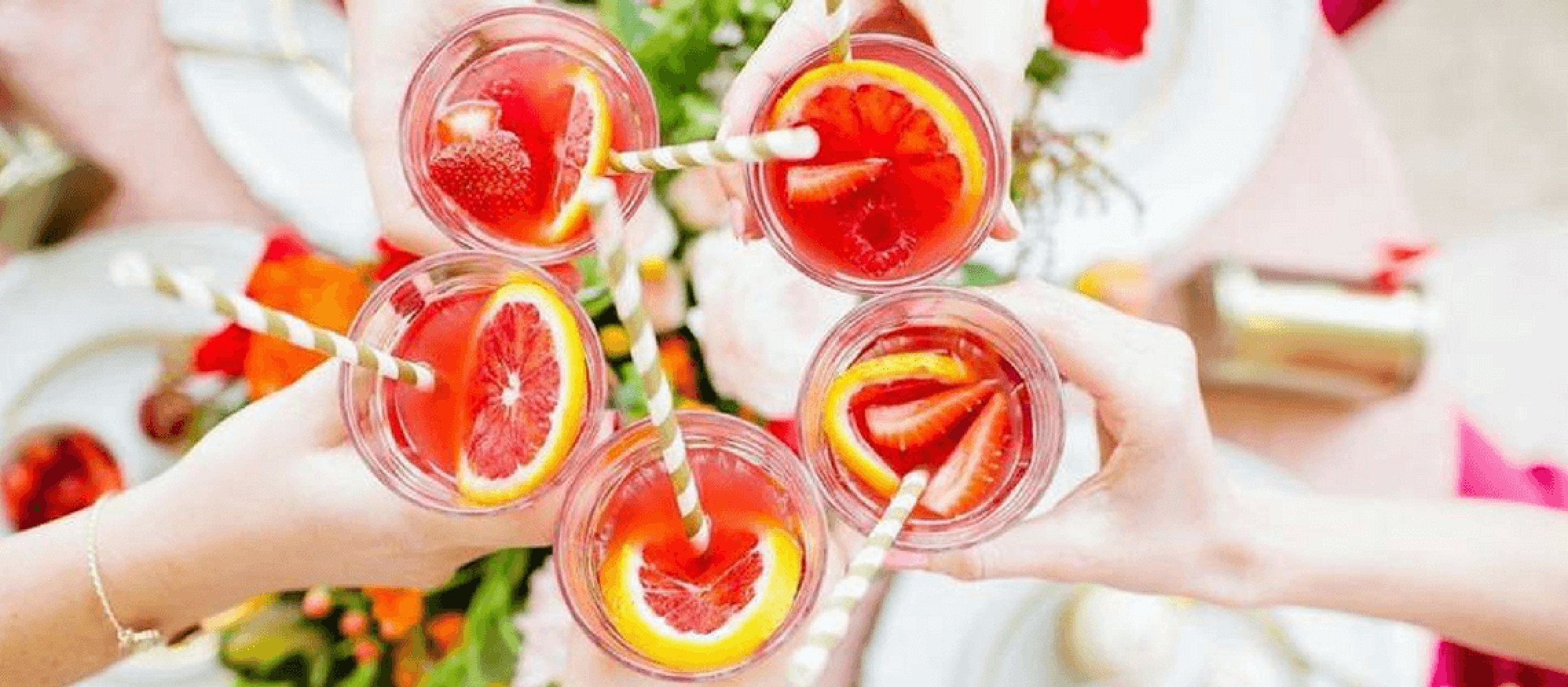 Photo for: Presenting PULPOLOCO Sangria – A Refreshing Wine Cocktail