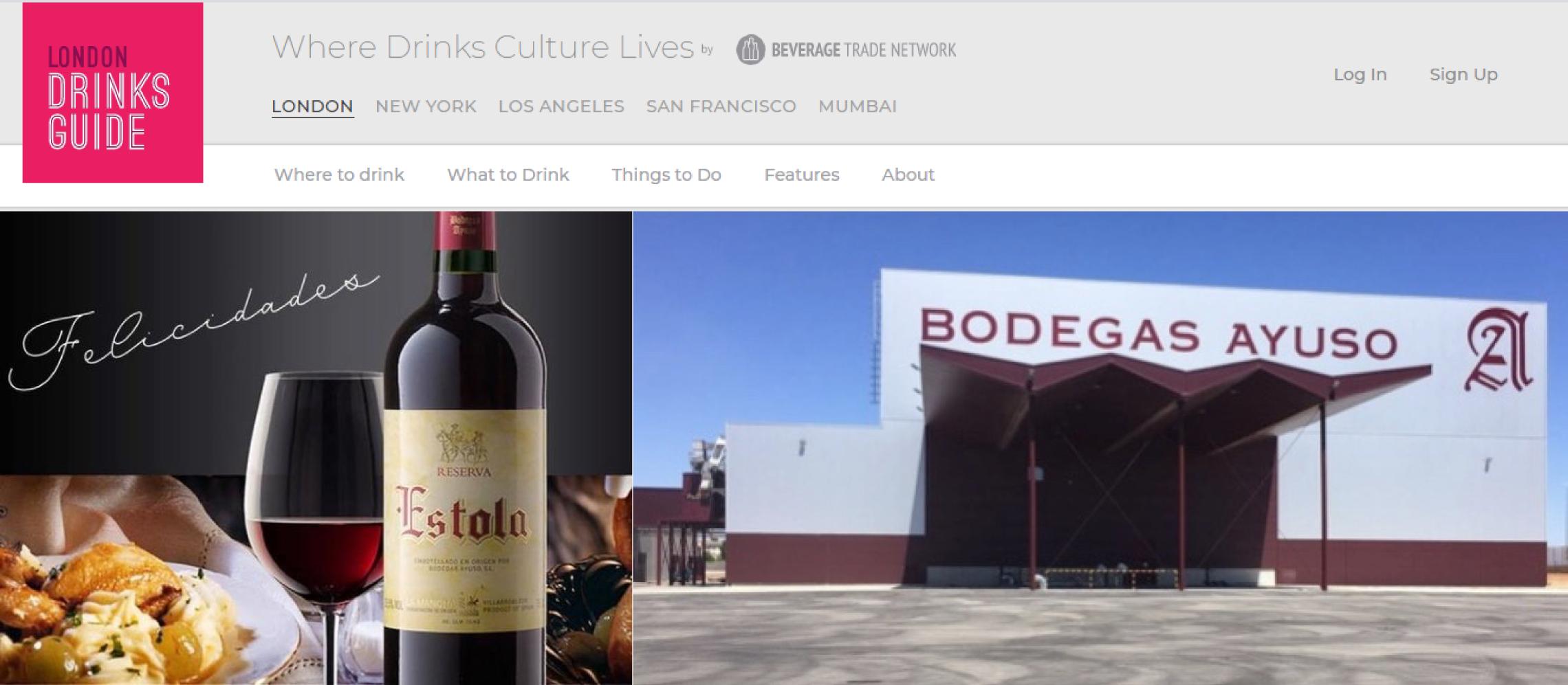 Photo for: BODEGAS AYUSO - La Mancha Winery