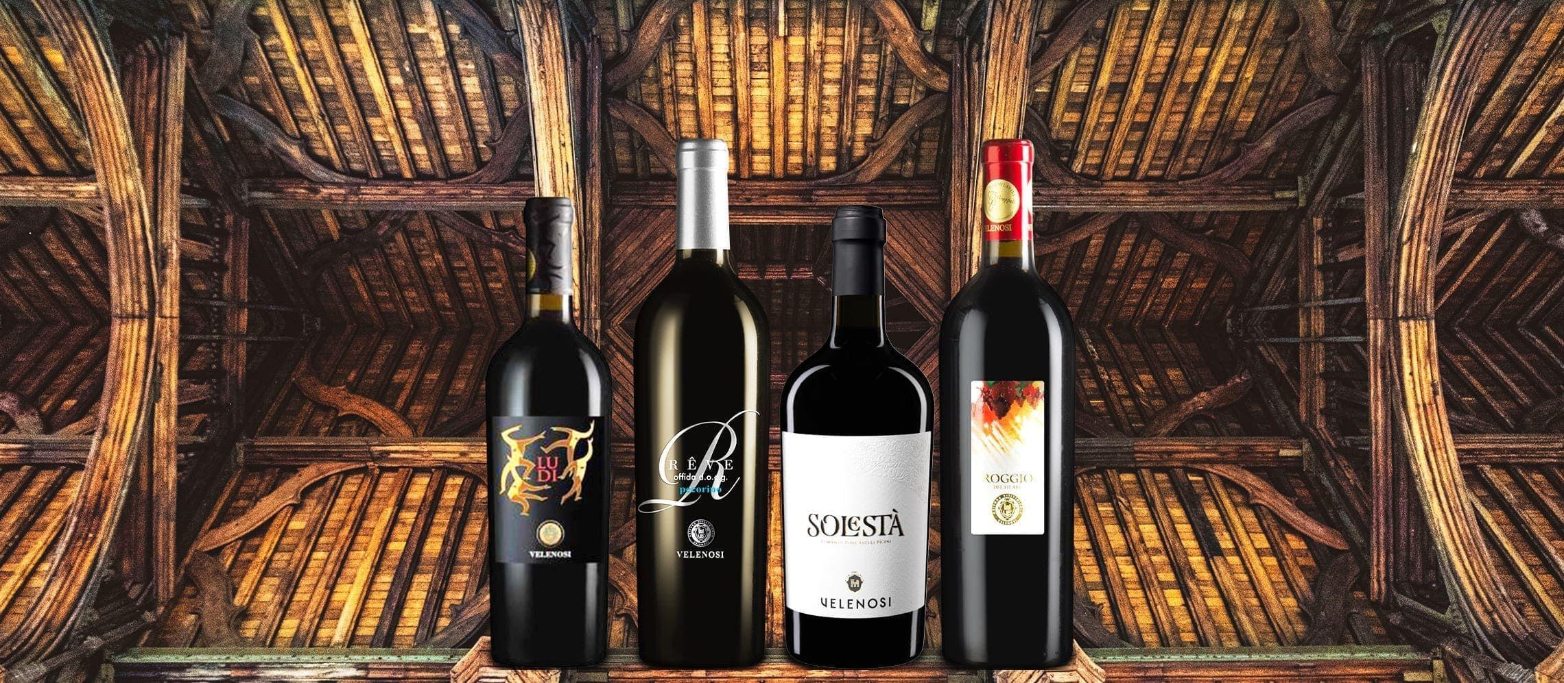 Photo for: Finest Four for Italian Winery Velenosi Vini