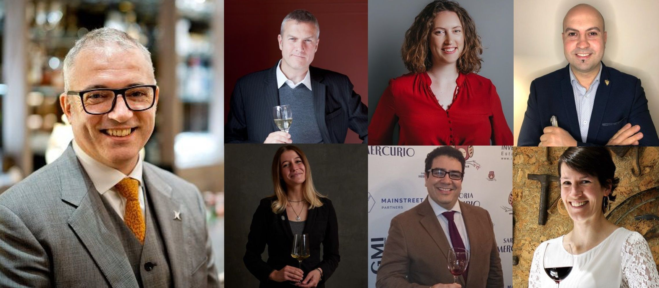 Photo for: World's Top Tastemakers to Judge 2021 London Wine Competition