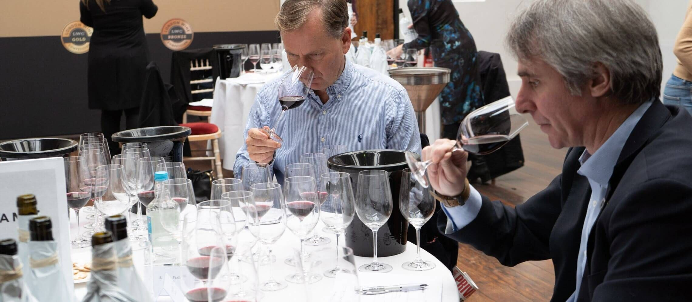 Photo for: Meet The Judges - 2020 London Wine Competition