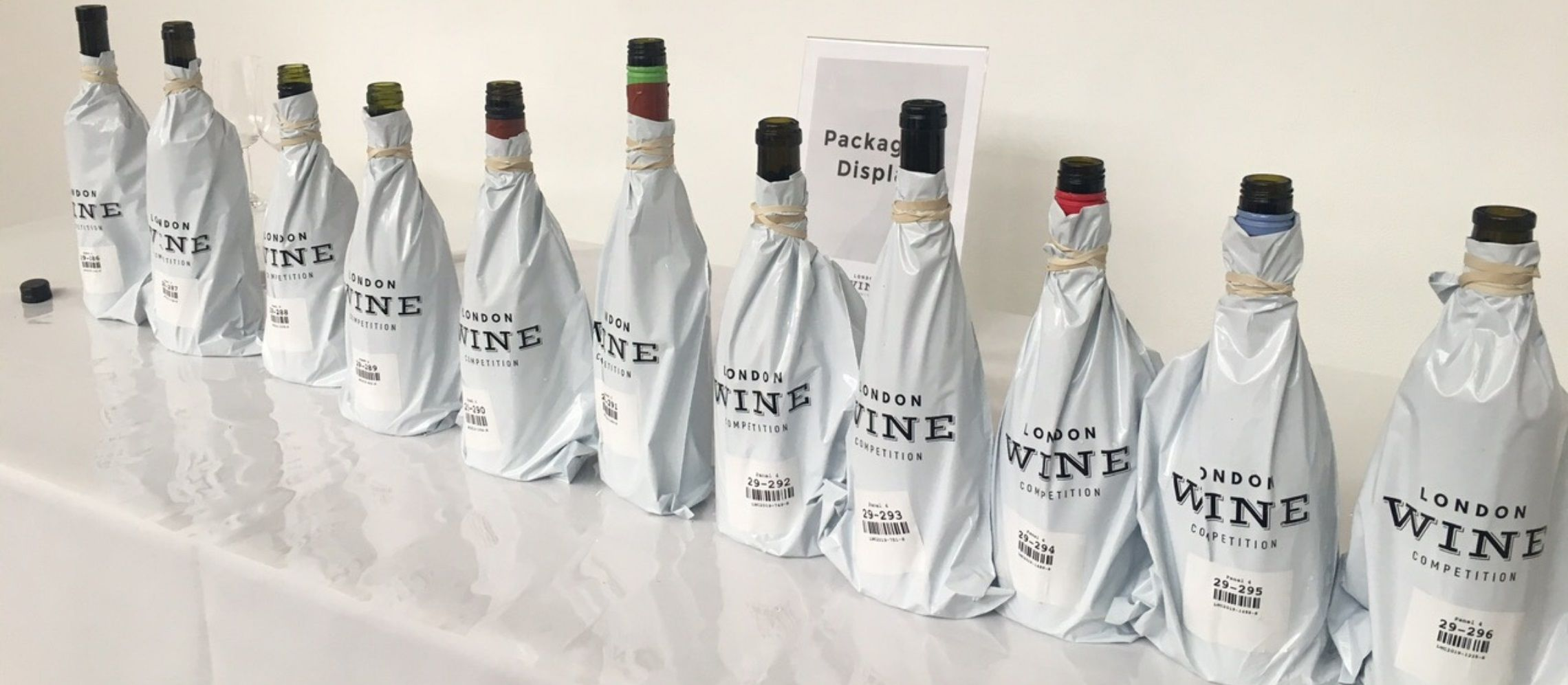 Photo for: 2021 London Wine Competition Winners Announced