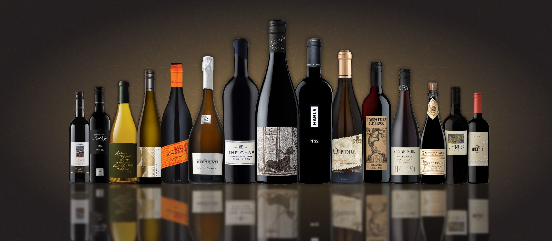 Photo for: Top 20 Outstanding Wines of London Wine Competition 2021