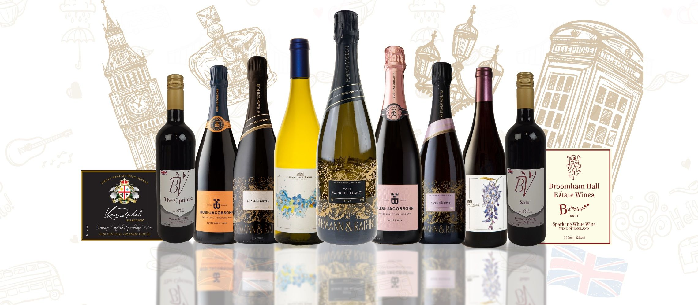 Photo for: 11 Best British Wines To Buy Now