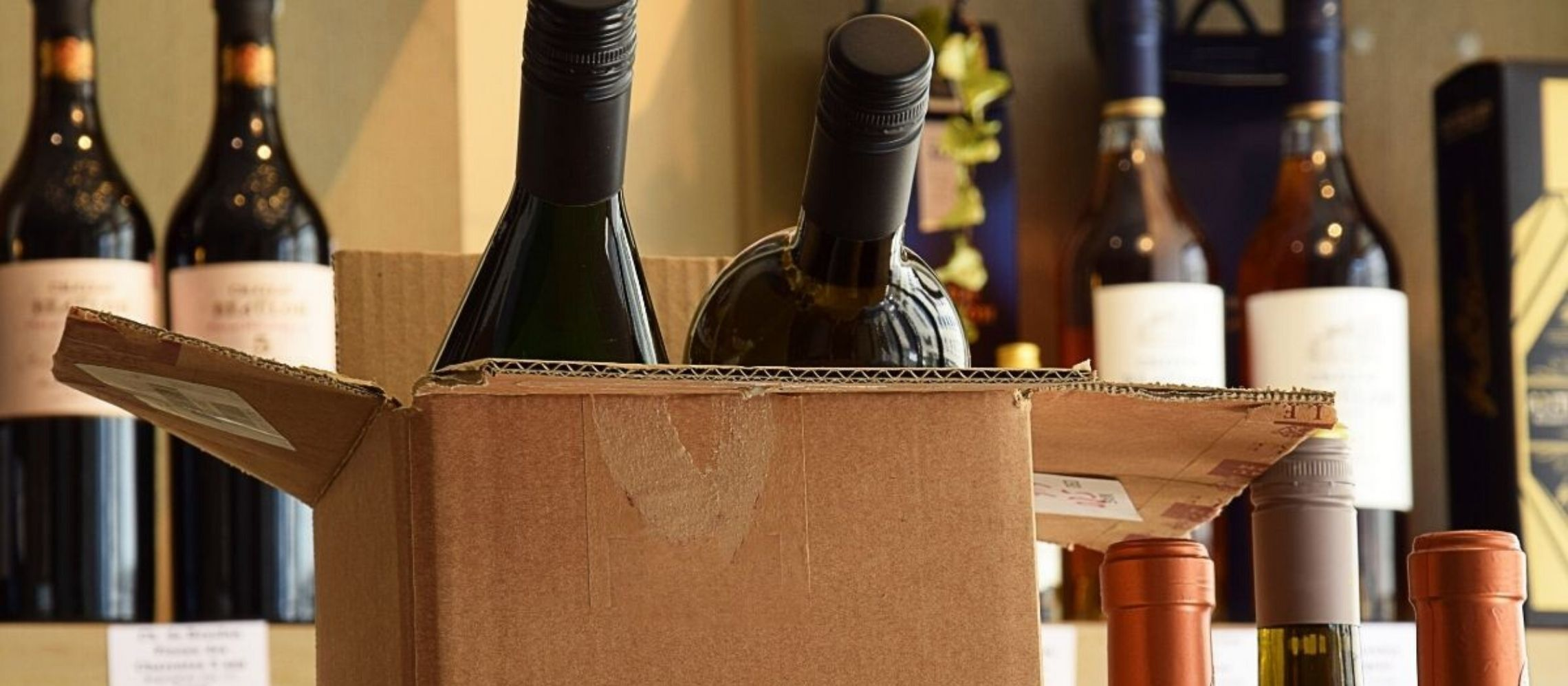 Photo for: Get Drinks Delivered Is The Ideal New Platform For The Game-changing Ways Of Buying And Selling Wines