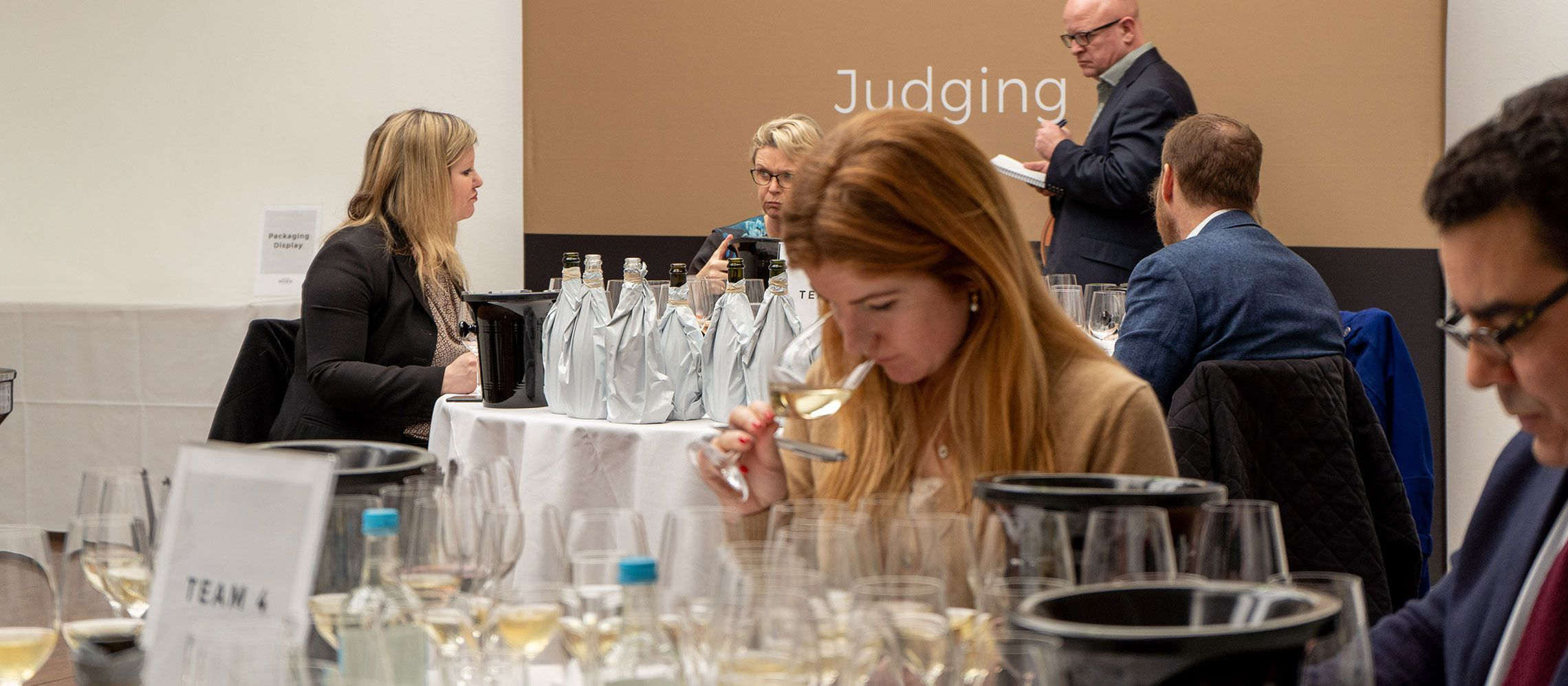 Photo for: London Wine Competitions Partners With London Drinks Guide