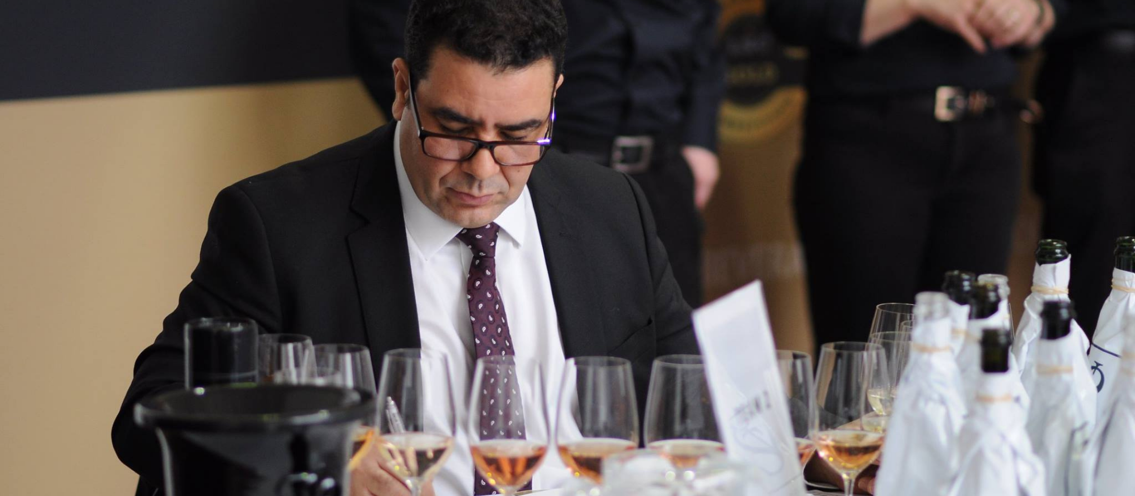 Photo for: In Conversation with Abdelilah Ait El Caid - Sommelier at COYA London