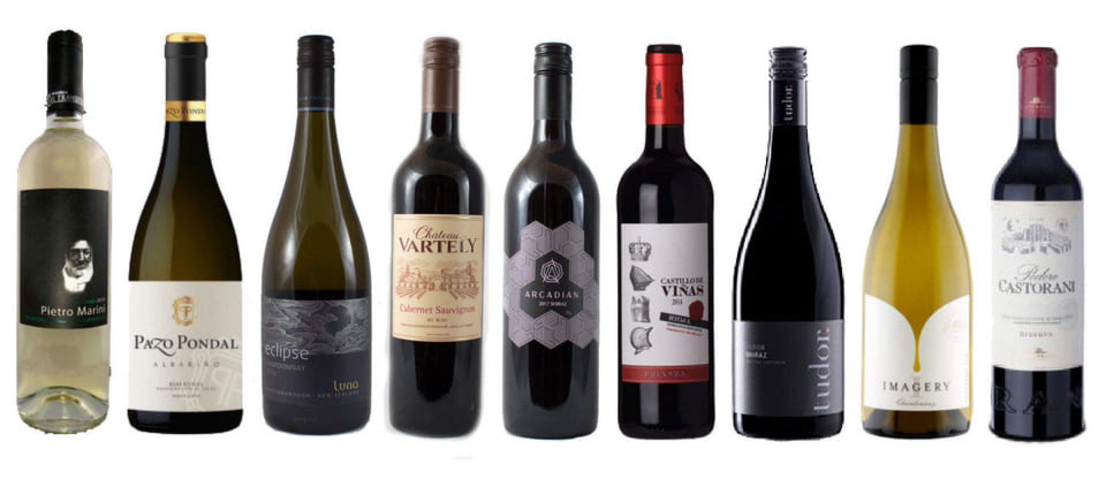 Photo for: 10 Wines to Buy Under £20