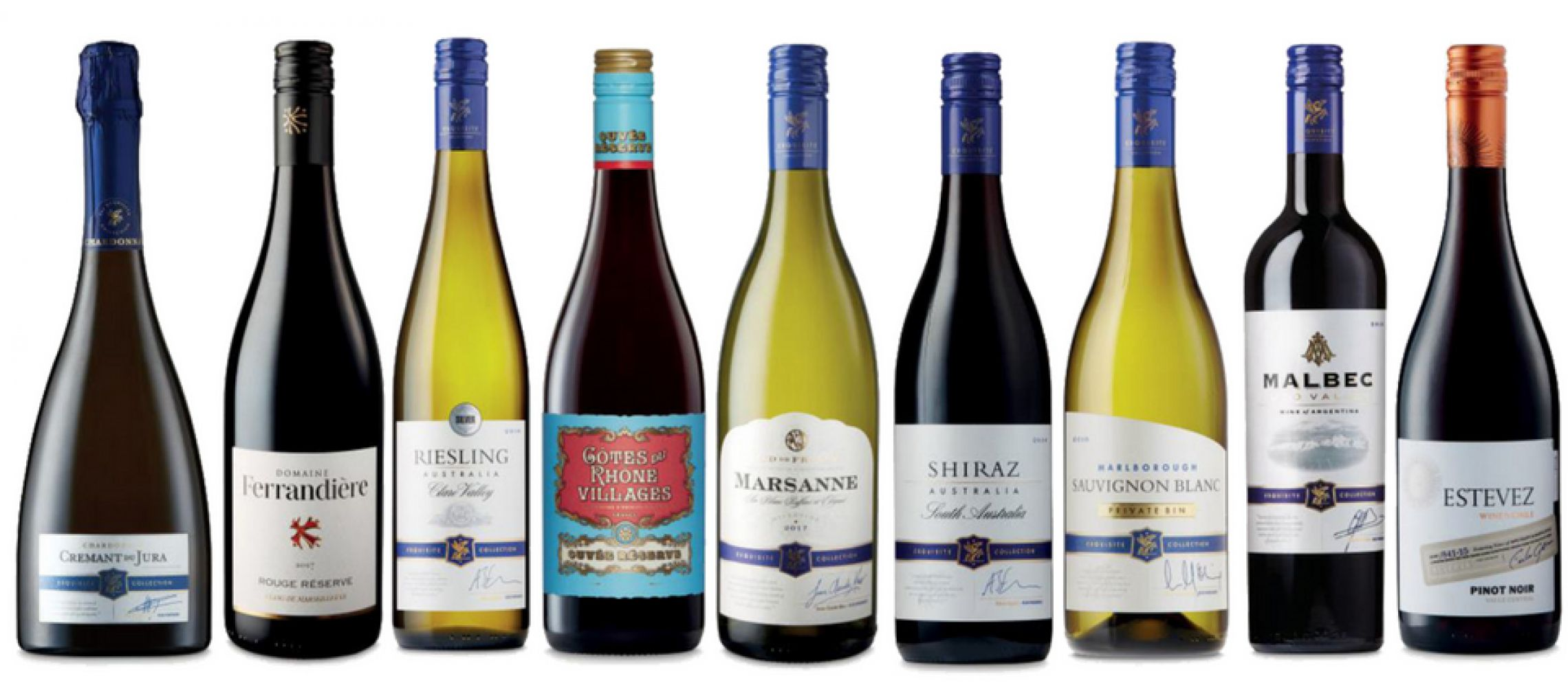 Photo for: Meet the Award-Winning Wines of Aldi UK