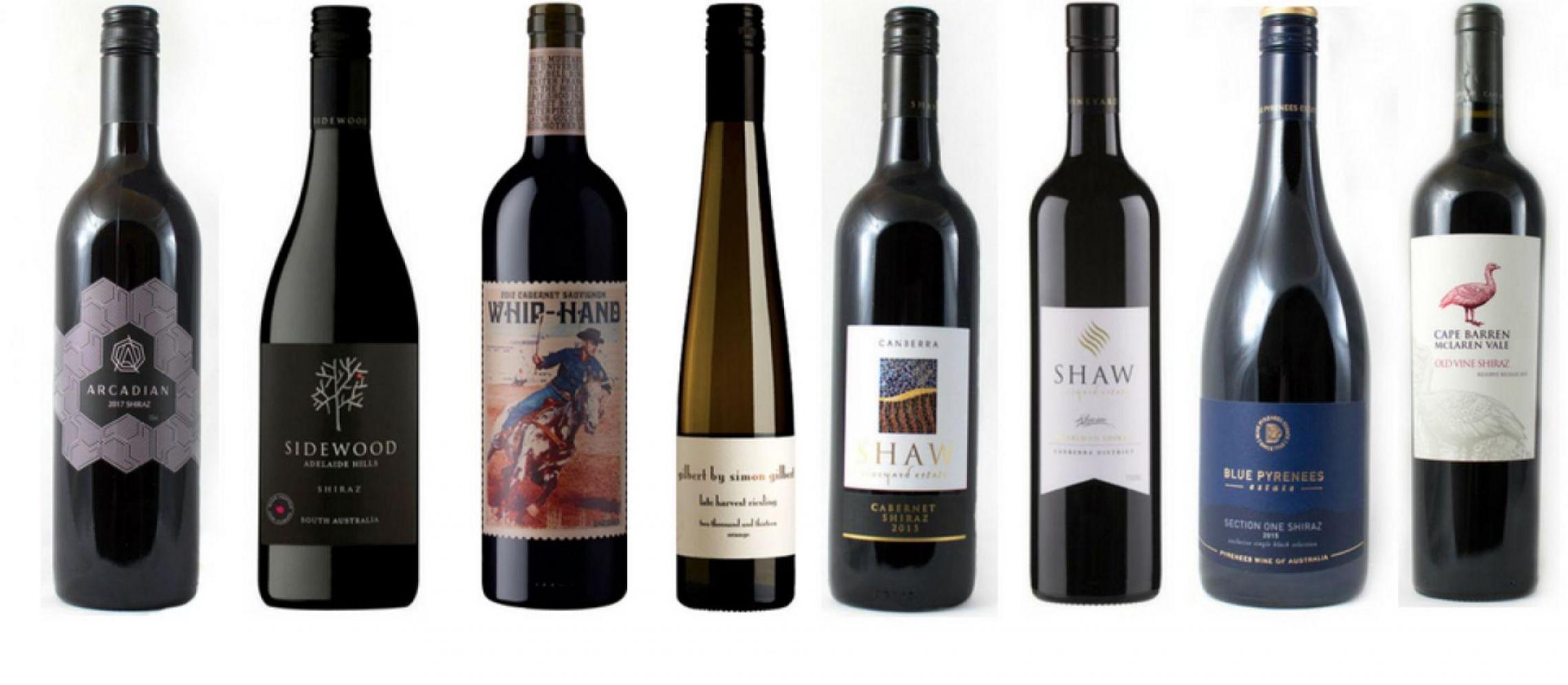 Photo for: 2018's Top 10 Australian Wines