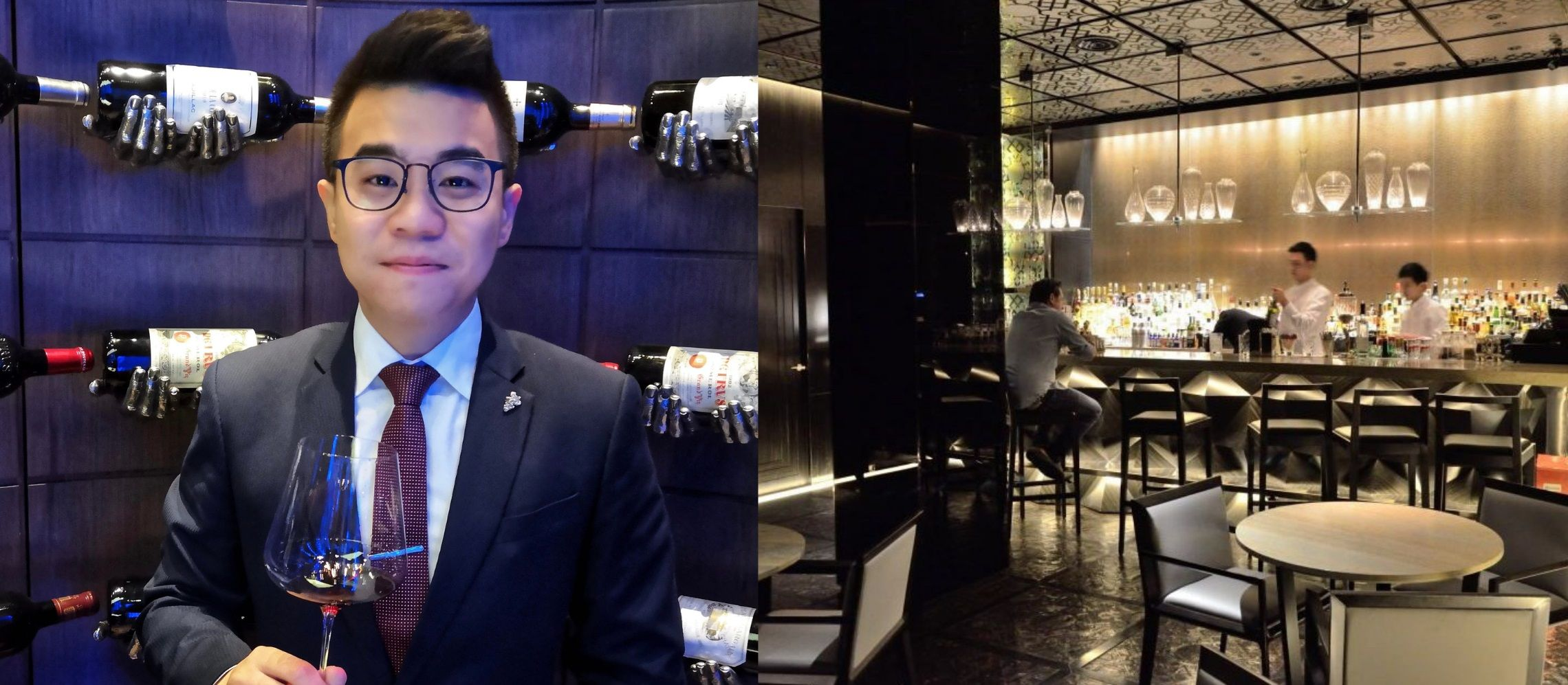 Photo for: How Shanghai's Ervin Ong would run the wine list in your restaurant