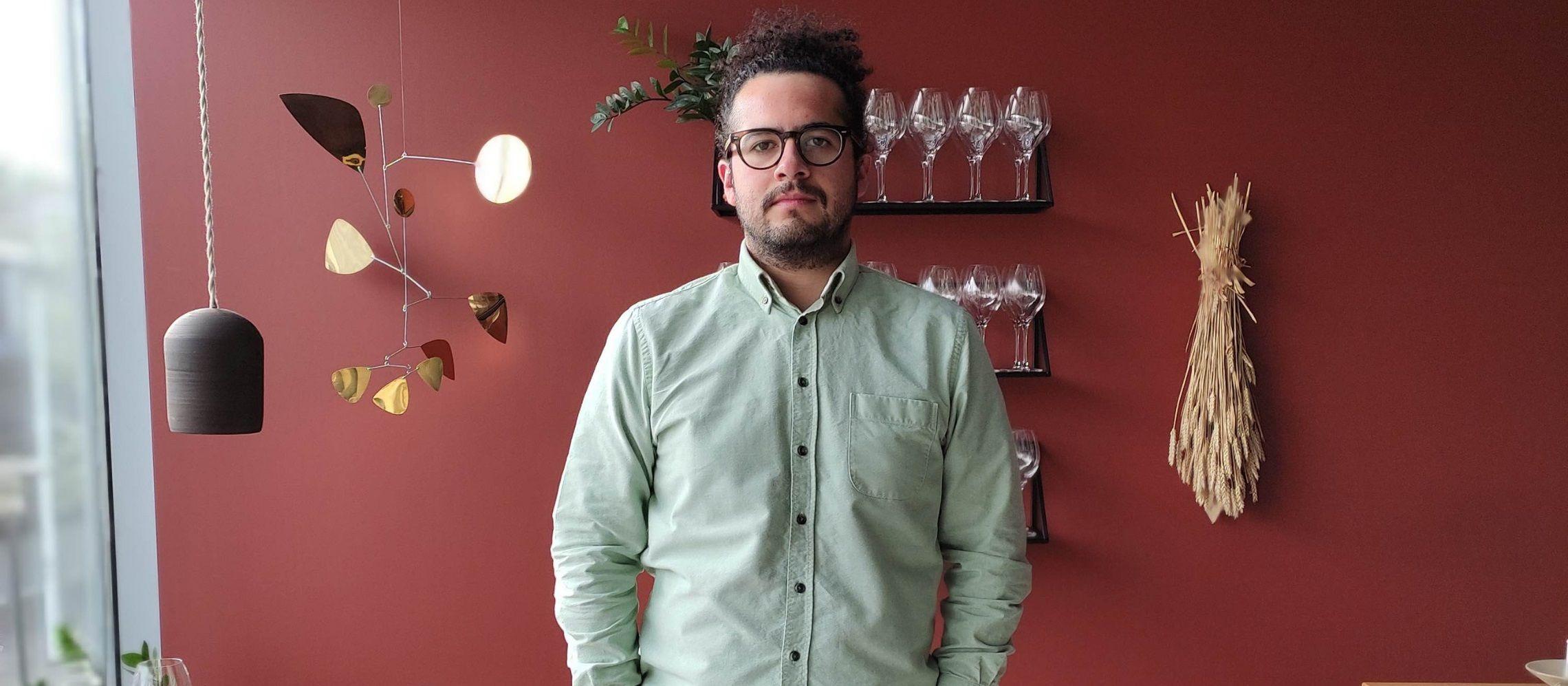 Photo for: How Iceland's César Garduño creates the dream wine list