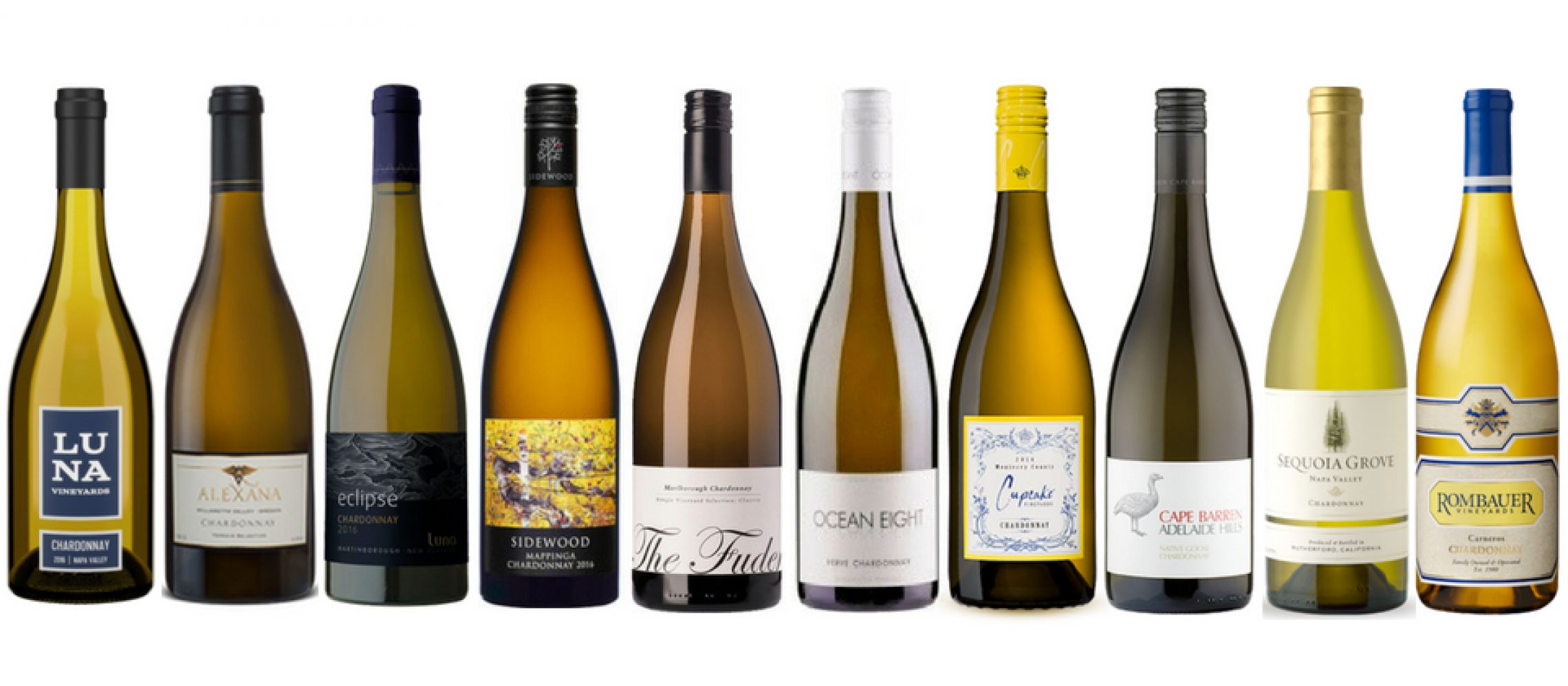 Photo for: Best Chardonnay Wines to Pair with Shrimp and Pasta