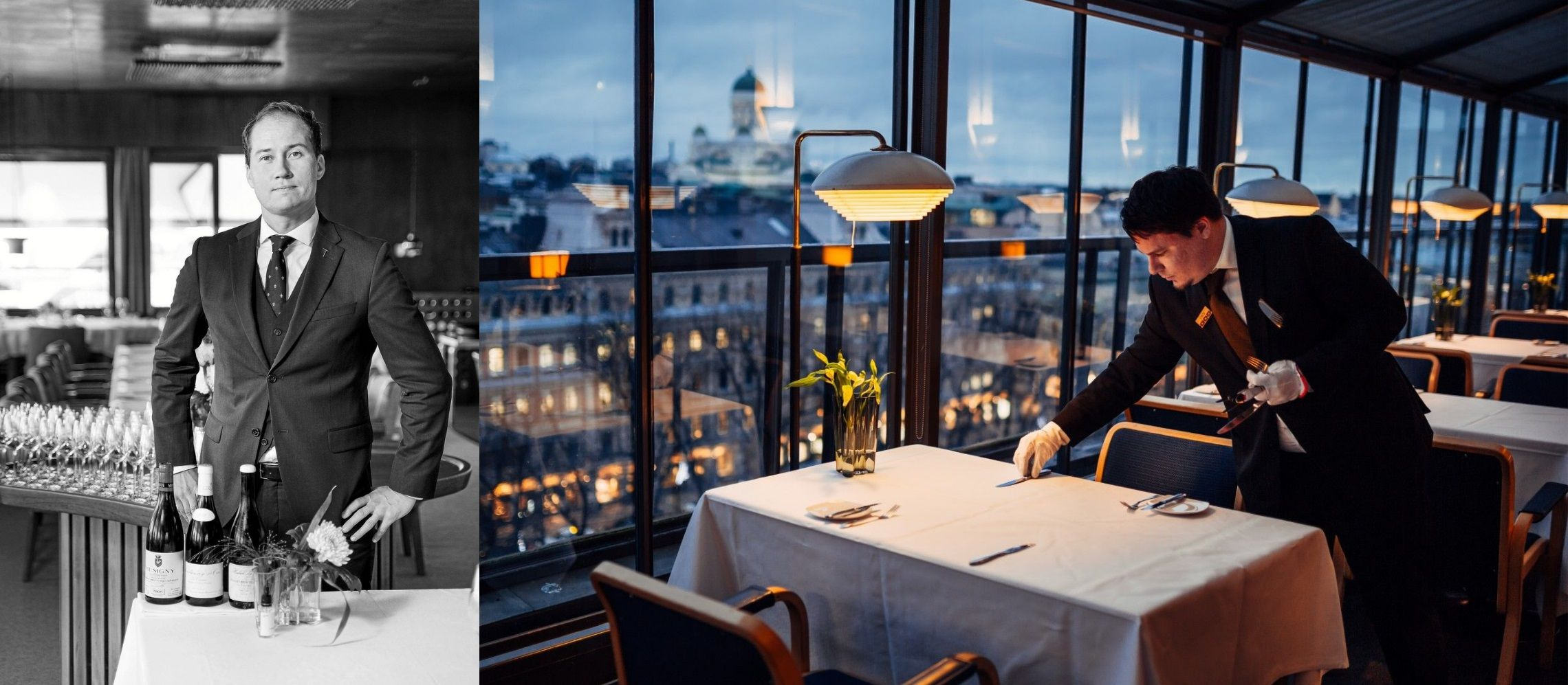 Photo for: How Helsinki Savoy's Aleksi Mehtonen would manage your wine list