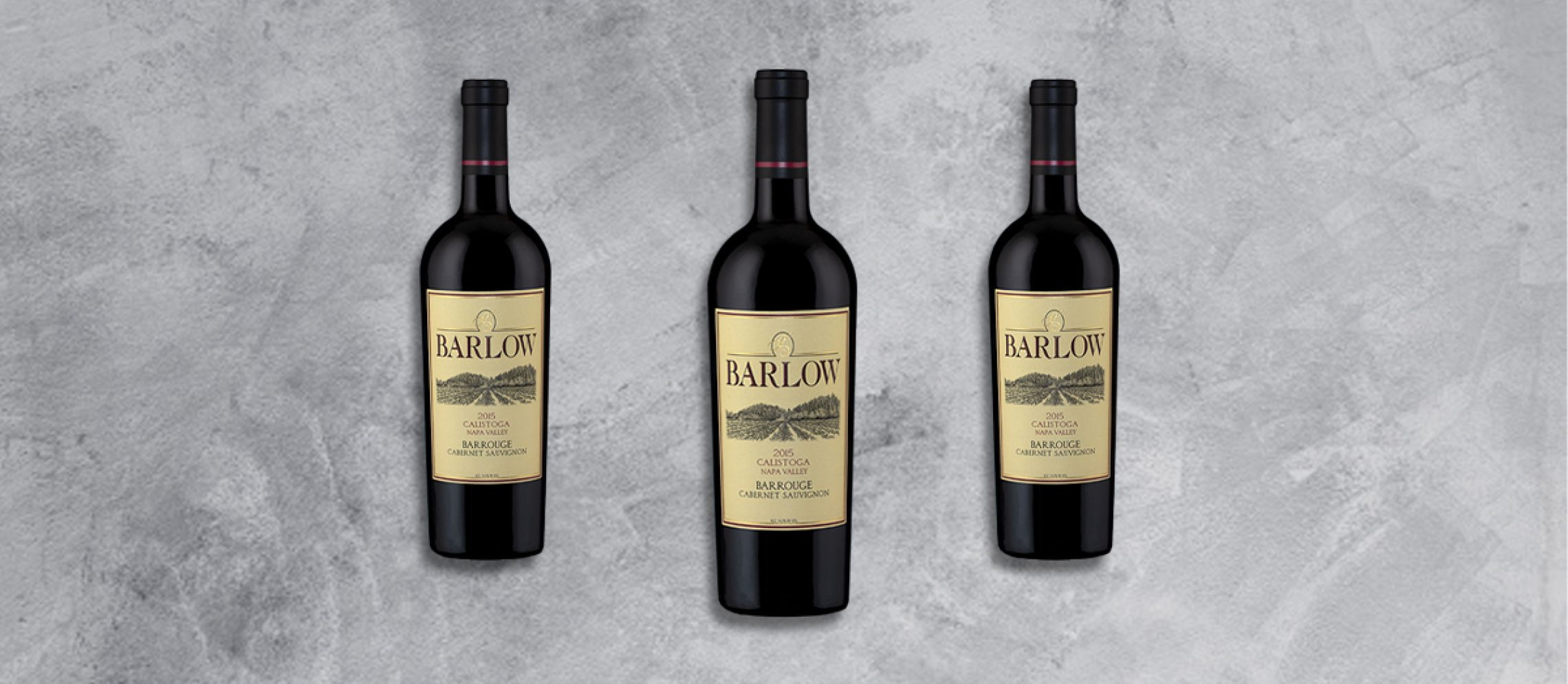 """Photo for: Barlow Vineyards """"Barrouge"""" Grabs The Gold Medal"""