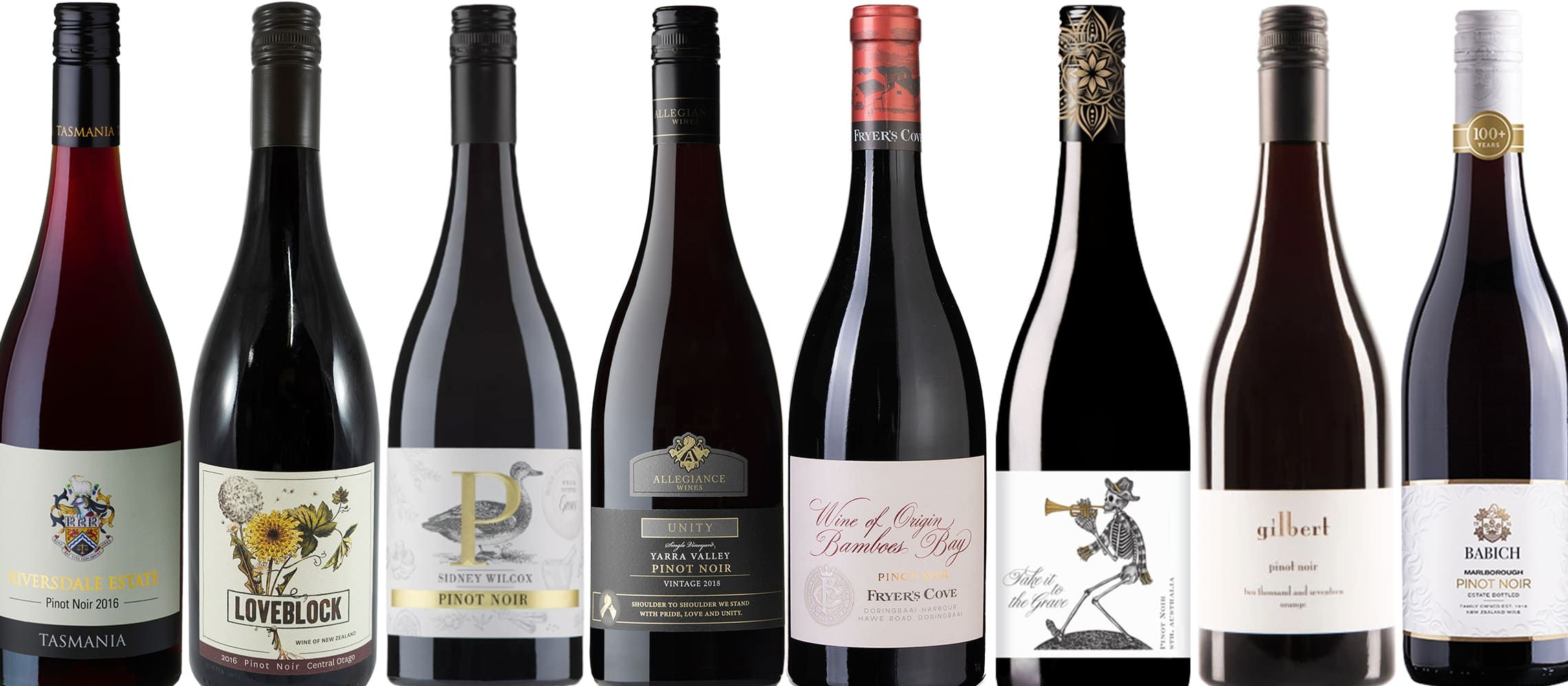 Photo for: Guide to the 9 Best Pinot Noir Wines