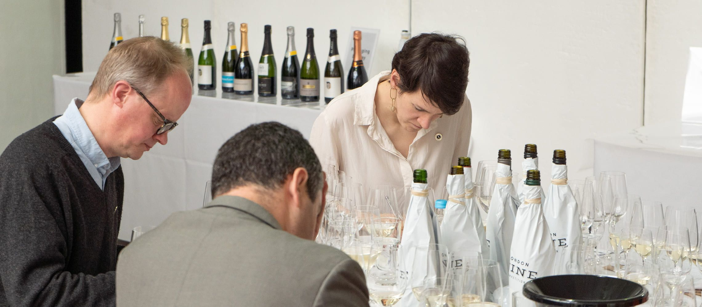 Photo for: The Judging Journey of London Wine Competition