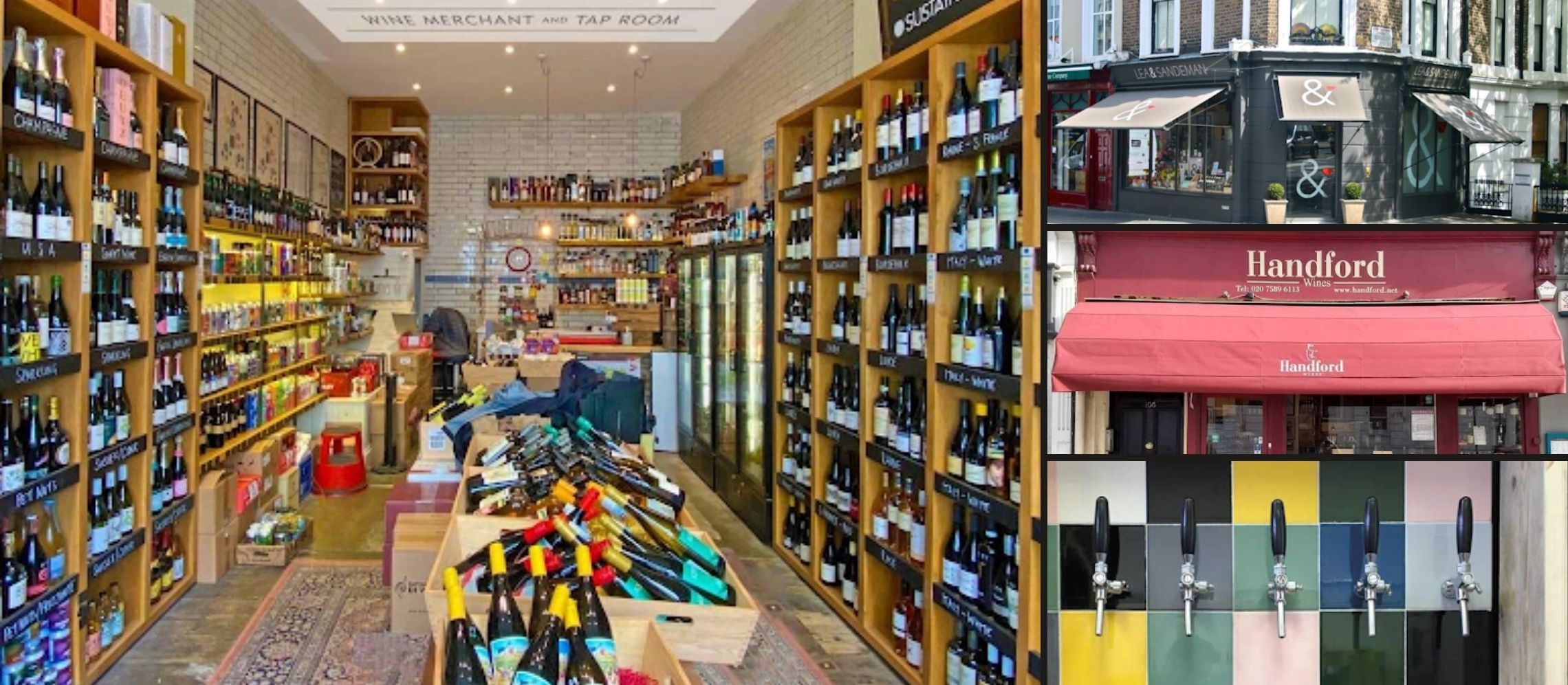 Photo for: London's Awesome Wine Merchants