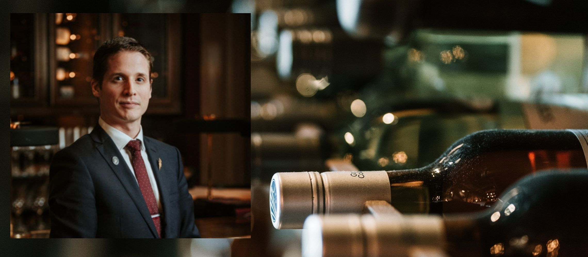 Photo for: Emmanuel Cadieu on creating a dream wine list at Paris' new 5* hotel