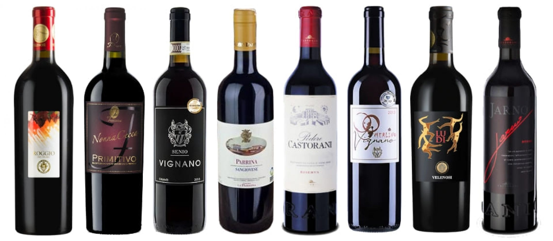 Photo for: Top Italian Wines Perfect for Every Occasion