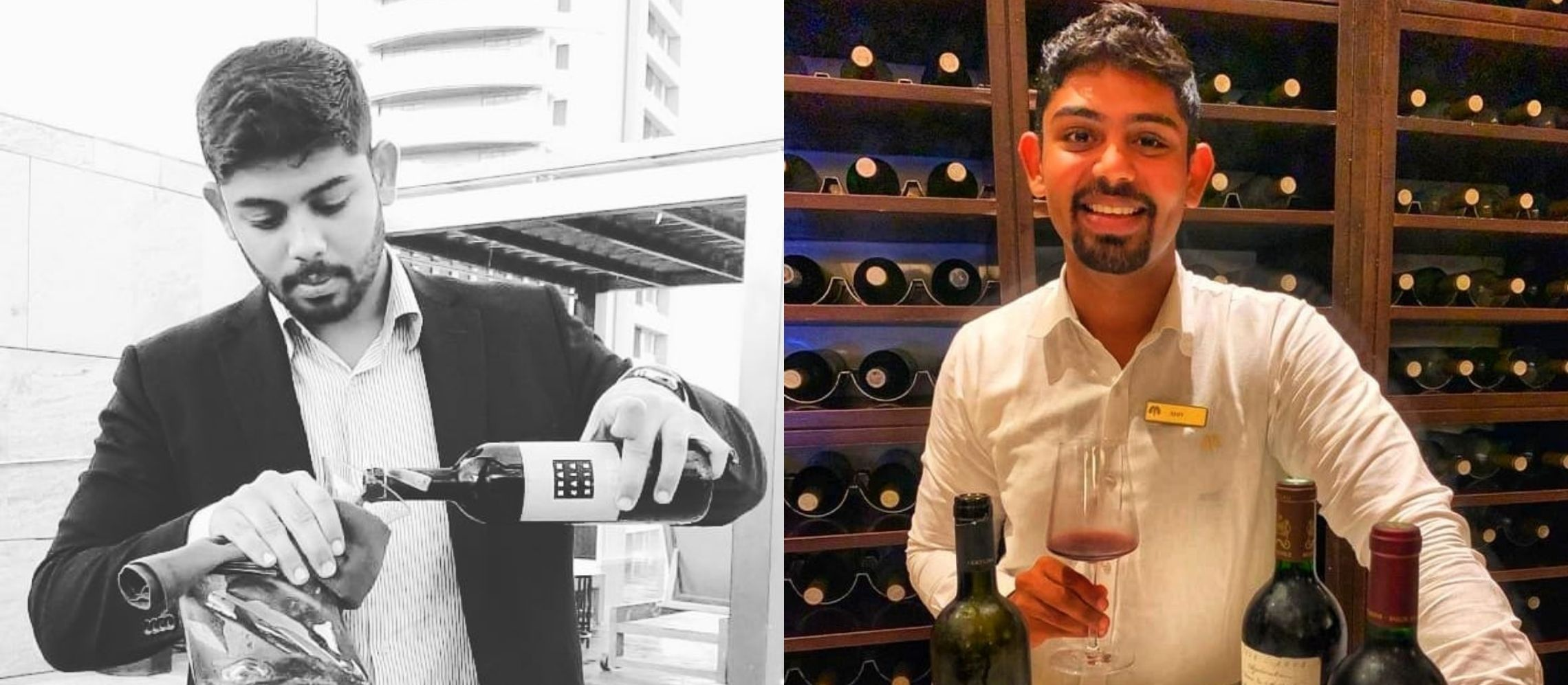 Photo for: Shiv Menon Executing An Effective Wine Program And His Go To Wine Story.