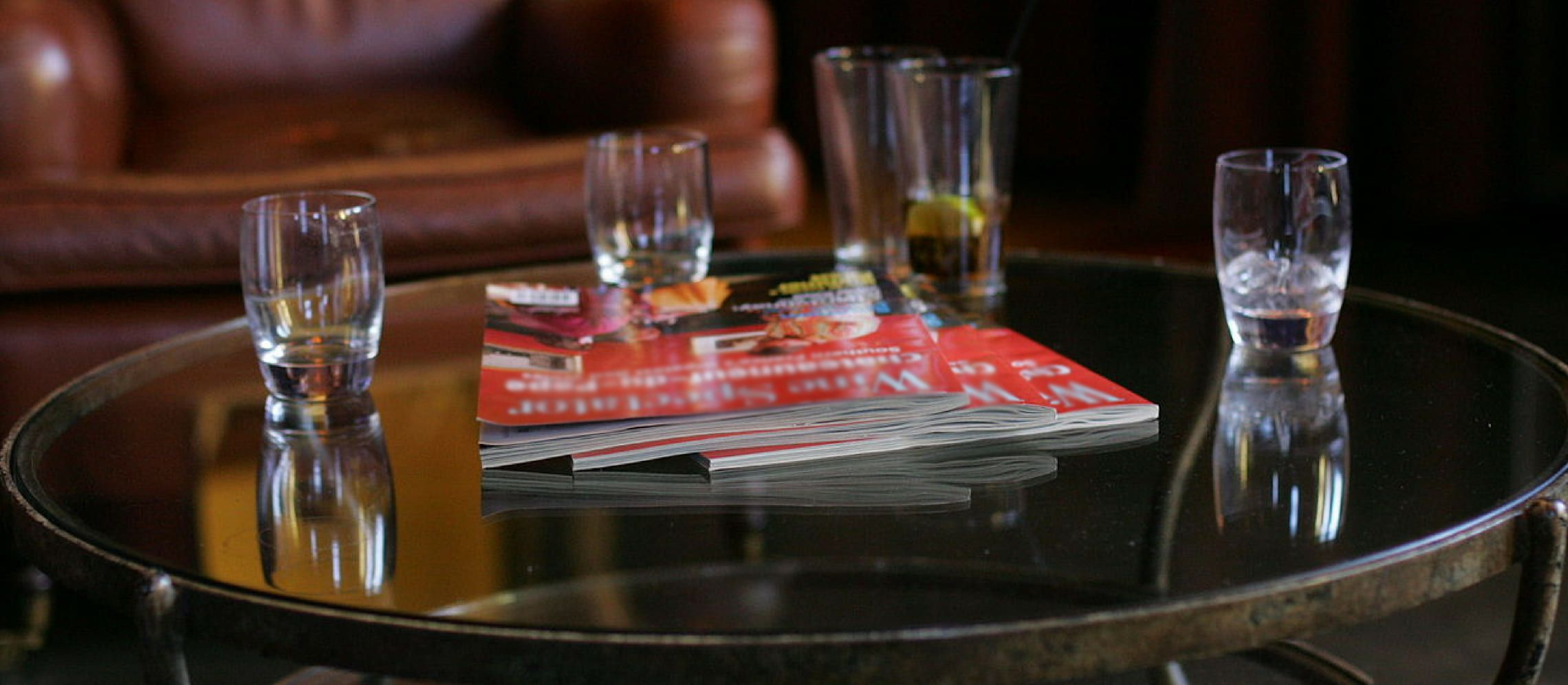 Photo for: 6 Wine Magazines in Europe You Should Subscribe to