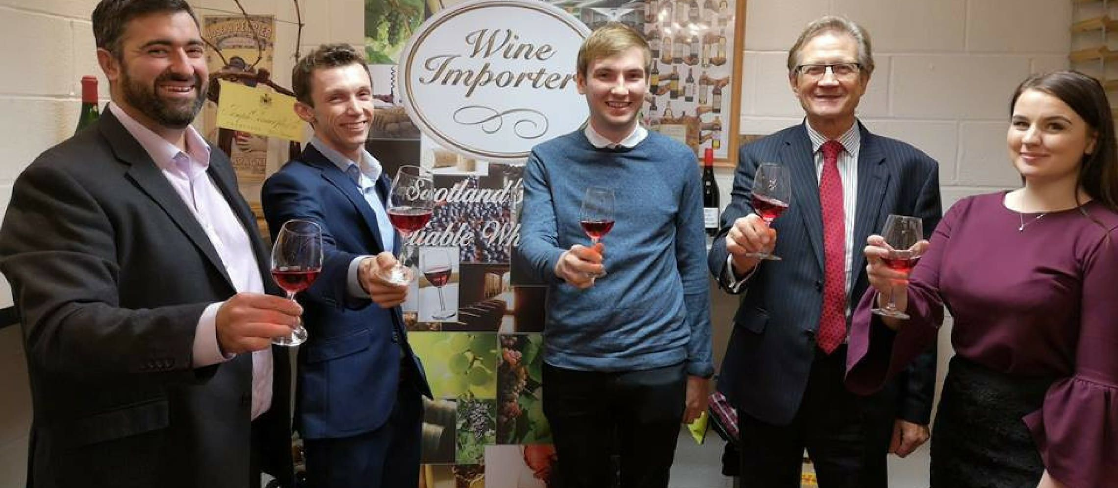 Photo for: Leading Wine Importers in Scotland