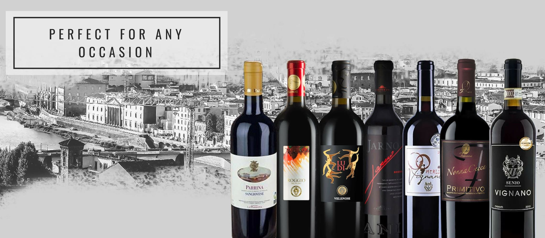 Photo for: Top Italian Wines That Suit Every Occasion