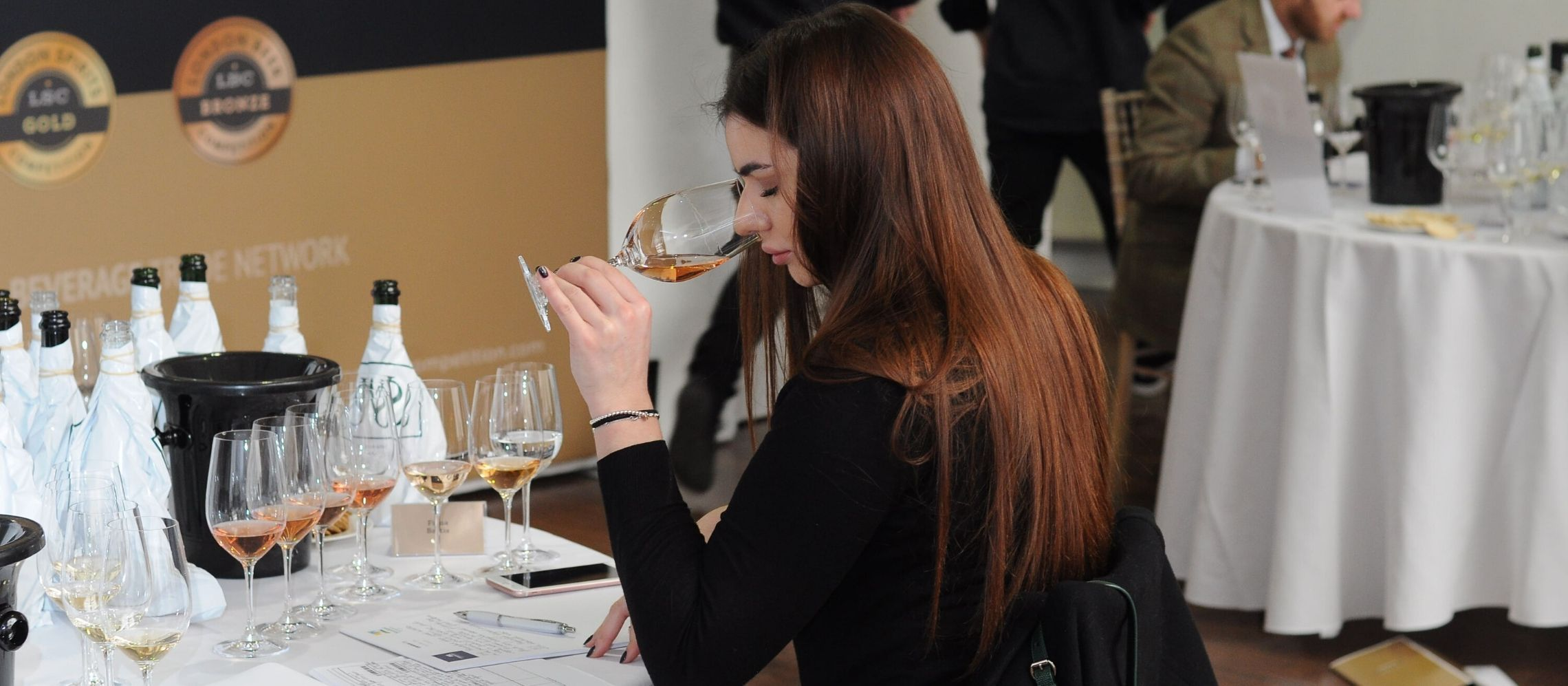 Photo for: The Smashing 3rd Edition of London Wine Competition