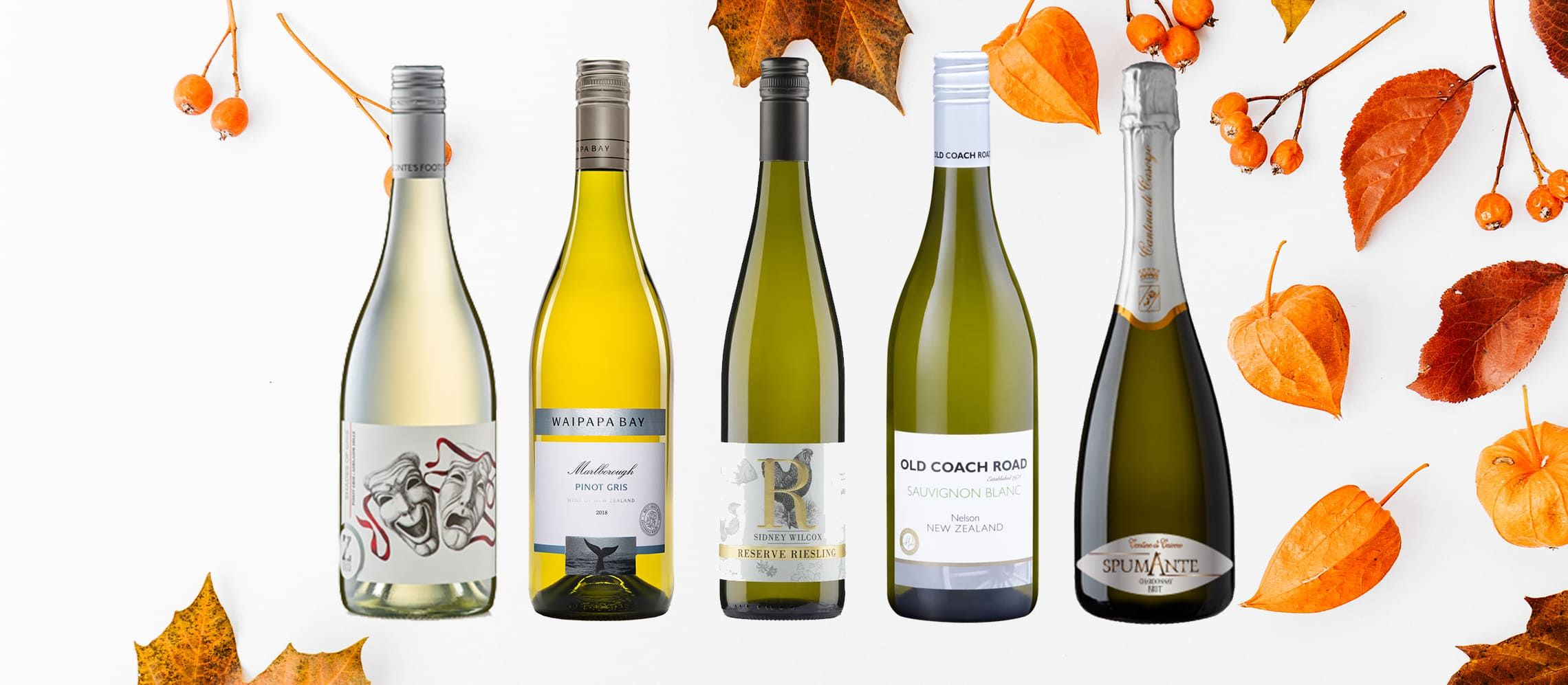 Photo for: 10 White Wines to Serve for Thanksgiving