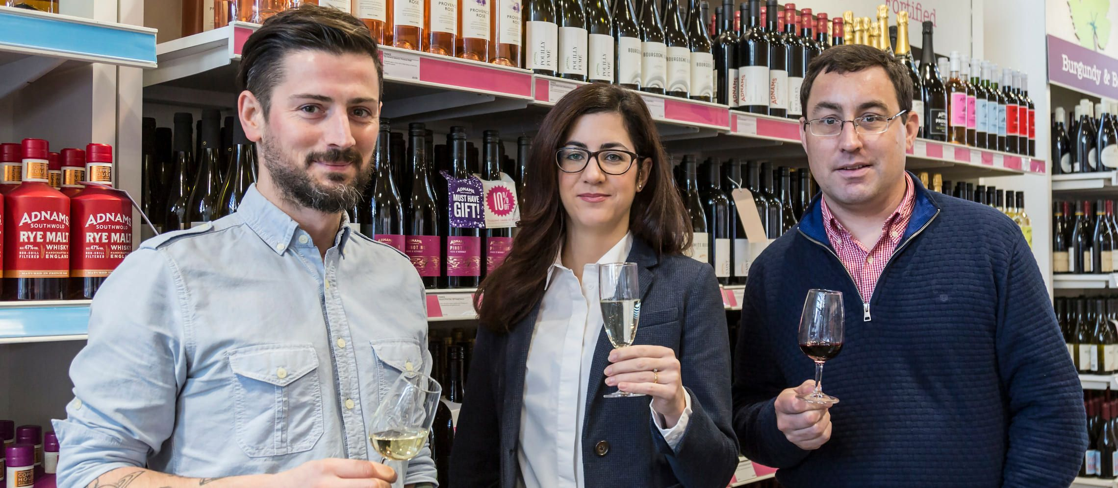 Photo for: Talking to Lydia Harrowven - Wine Buyer at Adnams