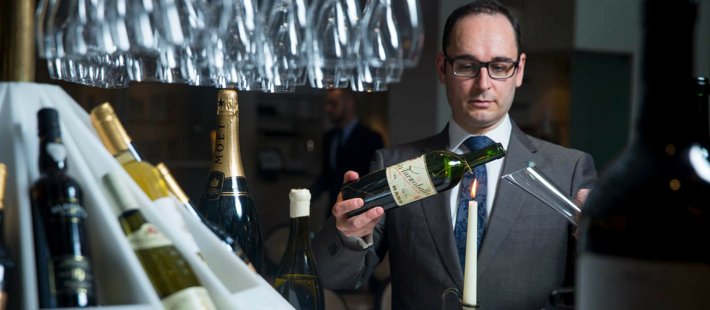 Photo for: Insights from Augustin Trapero, Head Sommelier at Avenue, London