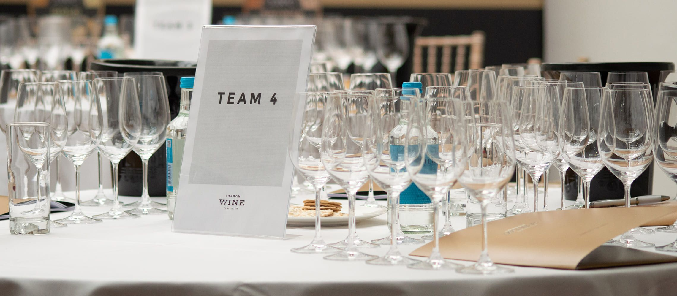 Photo for: A Peek Into One Of The World's Most Important Wine Competitions