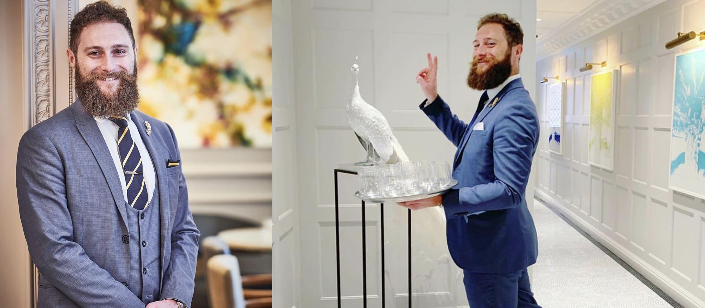 Photo for: Meet Angelo Altobelli, Head Sommelier at Belmond Cadogan Hotel