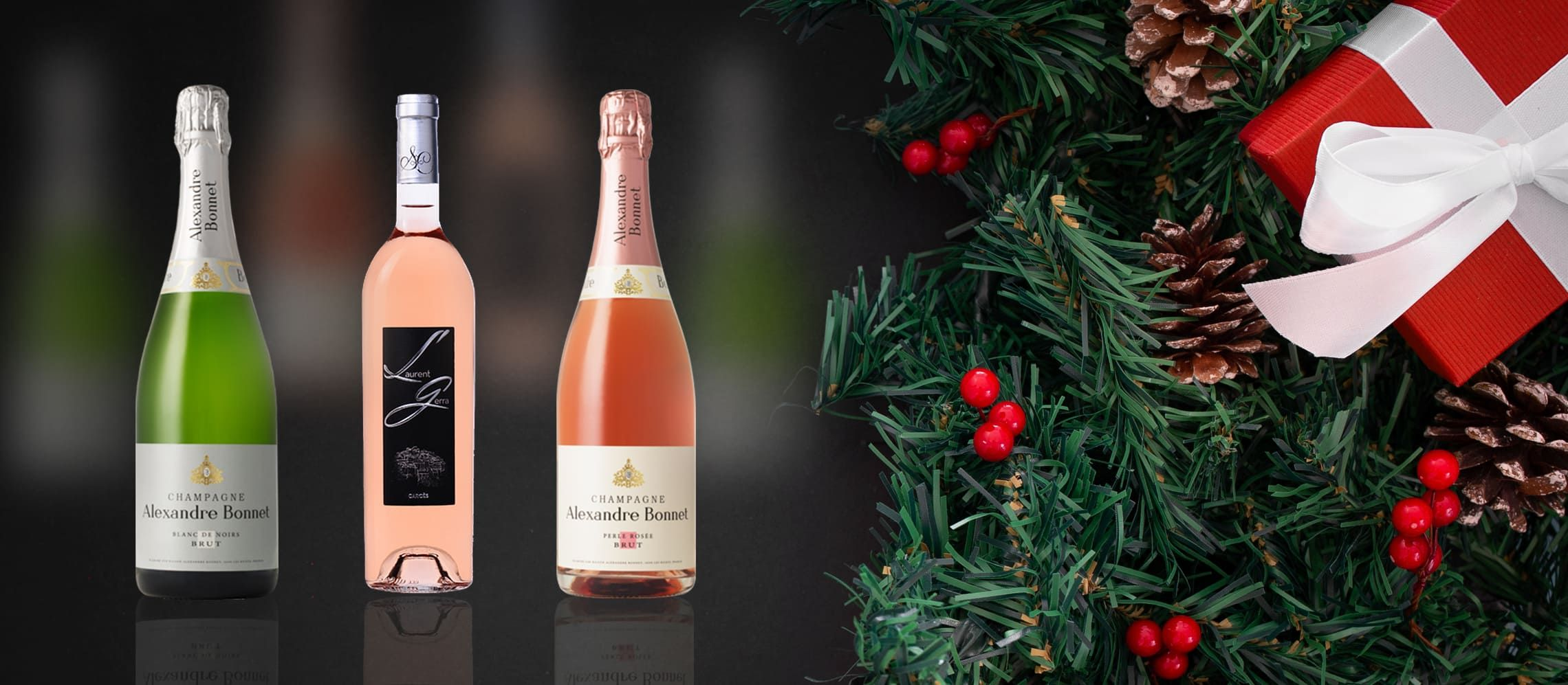 Photo for: 5 French Wines to Sip on This Holiday Season