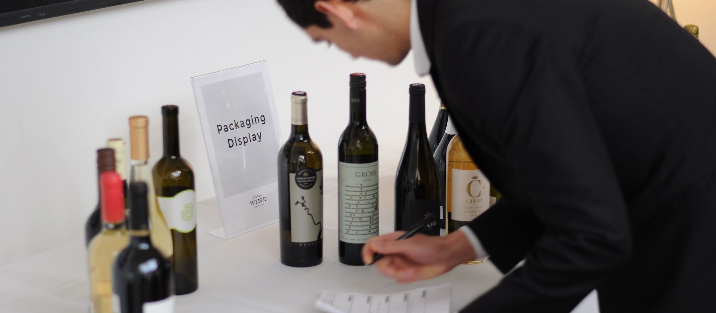 Photo for: London Wine Competition: Why You Should Enter