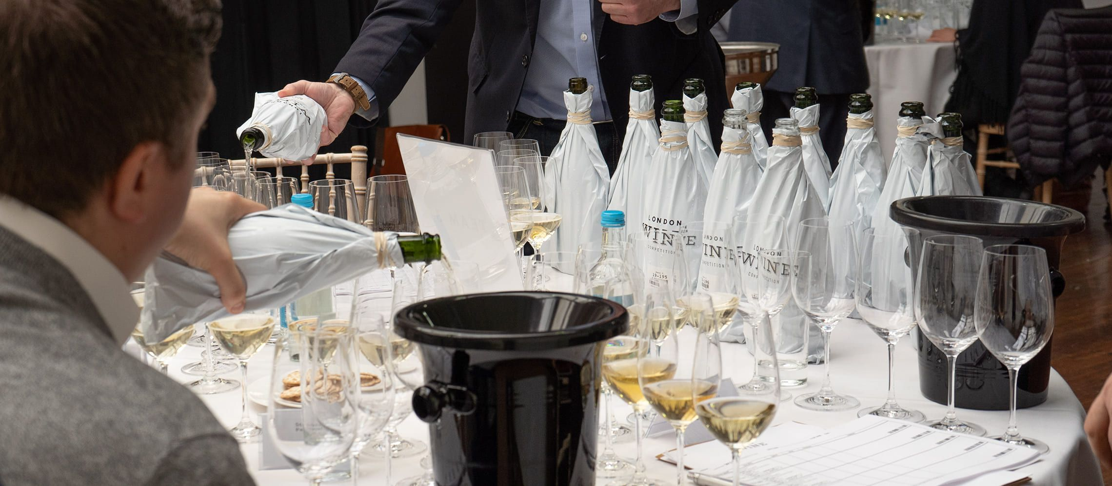 Photo for: Australian Wines Dominated the London Wine Competition '19