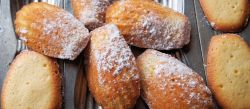 Photo for: Savory Rosemary and French Comté Madeleines.