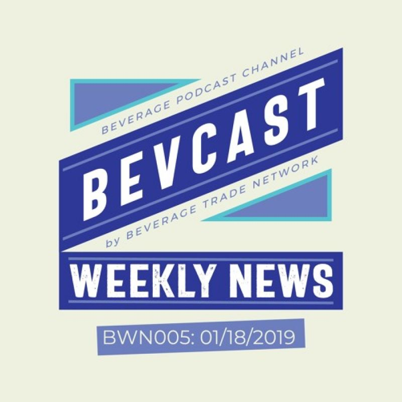 Photo for: Bevcast Weekly News : BWN005