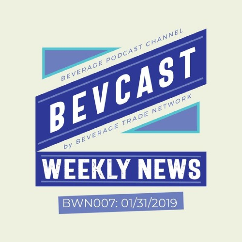 Photo for: Bevcast Weekly News  BWN007