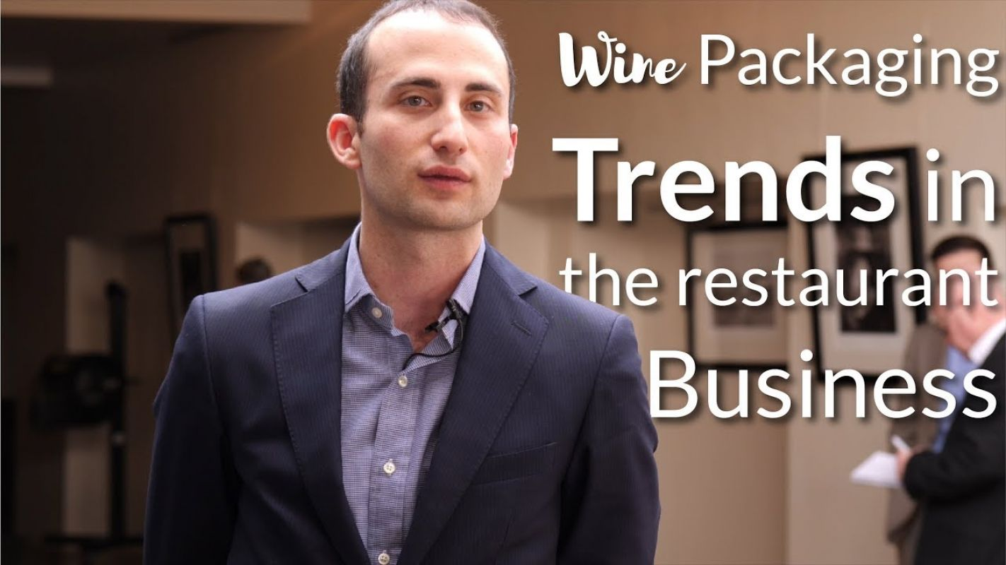 Photo for: Wine Packaging Trends in the Restaurant Business