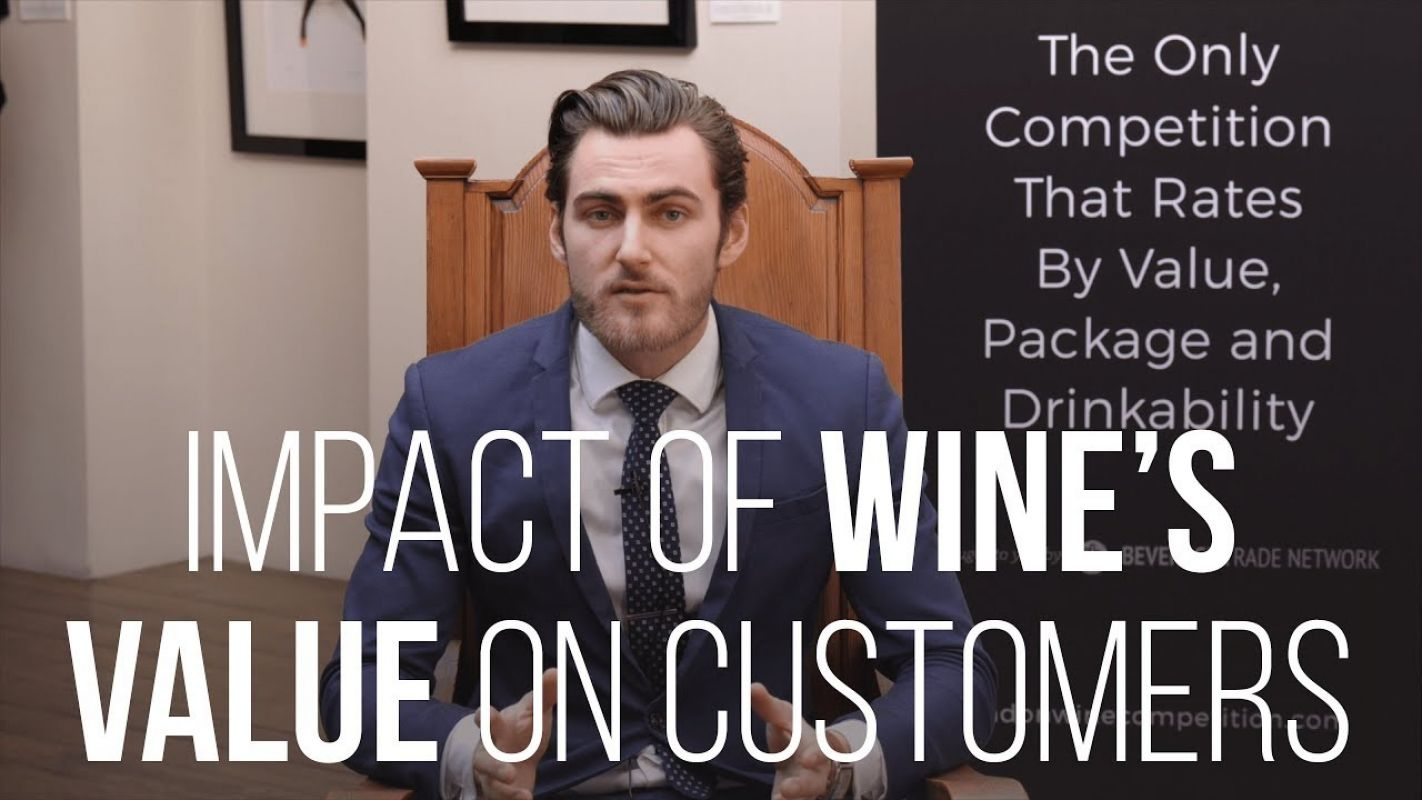 Photo for: Impact of Wine's Value on the Customer